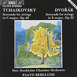 Tchaikovsky;Serenade in C