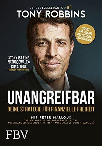 Buchseite und Rezensionen zu 'UNANGREIFBAR: Deine Strategie für finanzielle Freiheit' von Tony Robbins