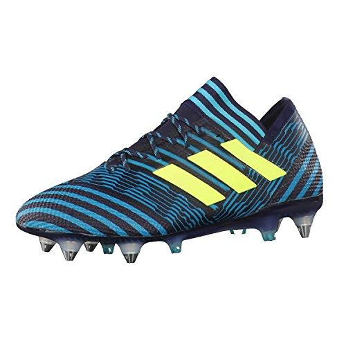 adidas Herren Nemeziz 17.1 SG Fußballschuhe Blau (Tinley/Amasol/Azuene)