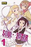 SOUL EATER NOT! 01 (Manga - Soul Eater Not!)
