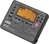 KORG TMR-50, Chromatisches Stimmgerät / Tuner, Metronom und Aufnahmegerät, schwarz
