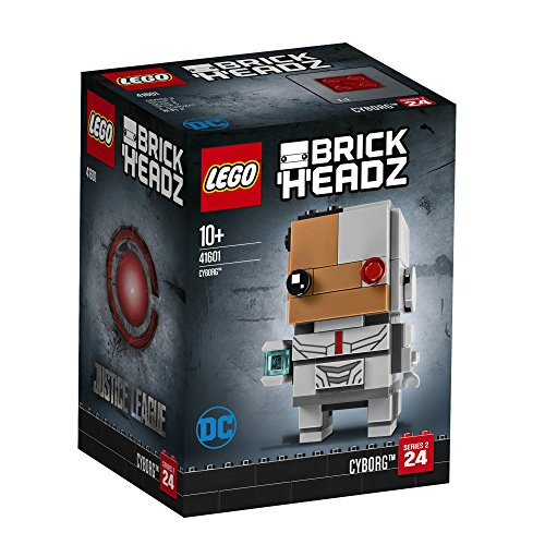 LEGO Brickheadz 41601 Cyborg Konstruktionsspielzeug, Bunt