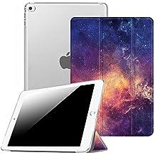 Fintie iPad Air 2 Funda - Soporte Plegable Smart Case Funda Carcasa con Stand Función y Auto-Sueño / Estela para Apple iPad Air 2 (iPad 6th Generación 2014 Versión) 9.7 Inch iOS Tableta,Galaxy