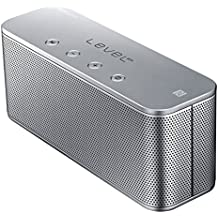 Samsung Level Box - Mini altavoz Bluetooth para Samsung Galaxy Alpha G850F, plata