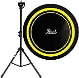 Pearl PDR-08P Practice Drum Pad Gelb