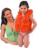 SIDCO ® Kinder Schwimmweste aufblasbare Rettungsweste Schwimmen Schwimmhilfe Life Jacket
