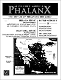 GMT: Phalanx Scenario Kit for Great Battles of Alexander Board Game (1st to 4th edition), 2nd edition by GMT Games Great Battles of History