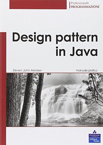 Design pattern in Java. Manuale pratico