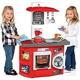 Molto - Cocina de juguete nueva con horno y lavadora (13154)