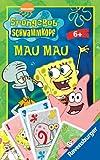 Ravensburger 23210 - SpongeBob Mau Mau - Mitbringspiel