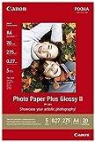 Canon Fotopapier PP-201 / 2311B019 / DIN A4 / 275 g/m² hochglänzend