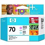 HP C9405A - Cabezal de impresión, 130 ml, Cian/Magenta claro