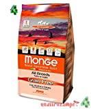Monge Grain Free all Breeds Anatra e Patate 12 kg