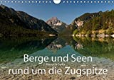 Berge und Seen rund um die Zugspitze (Wandkalender 2018 DIN A4 quer): Beeindruckende Landschaften rund um die Zugspitze, Deutschlands höchsten ... [Kalender] [Apr 01, 2017] Seiler, Manuela - Manuela Seiler