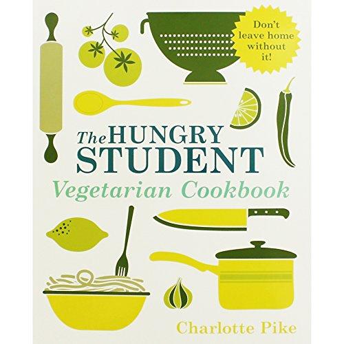 The Hungry Student - Libro de cocina vegetariano