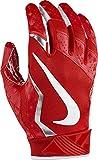 Nike Vapor Jet 4.0 2017er Edition, Skill Handschuhe - rot Gr. M
