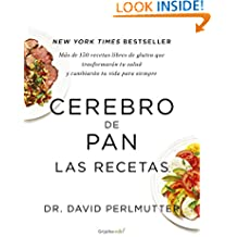 Cerebro de pan. Las recetas (Colección Vital) (Spanish Edition)