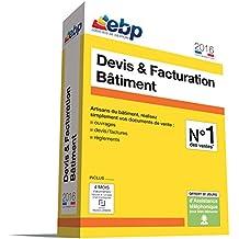 EBP Devis & Facturation Bâtiment 2016