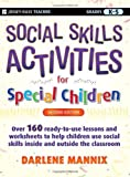 Social Skills Activities for Special Children (J-B Teacher)