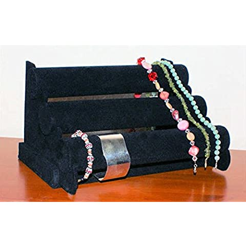Jewelry chain stare presentazione gioielli del per BERLINO catena di titolare Stand visualizzazione Display braccialetto espositore collana Busto stand collane Armspangenhalter della - Braccialetto Jewelry Display Stand
