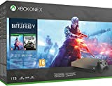 Xbox One X Edition Speciale Gold Rush 1Tb + Battlefield V - Essentials