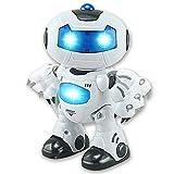 Intelligente & Charismatische Dancing Fernbedienung Roboter mit Musik und Lichter