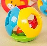 Oball YiKang 10340 Original mit 32 Fingerlöchern, Circa 10 cm Durchmesser(Lernspielzeug für Kinder)