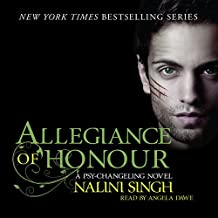 Allegiance of Honour: Psy-Changeling, Book 15