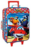 Super Wings Bagages enfant, 50 cm, 26 liters, Multicolore