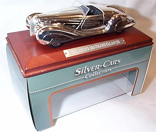 atlas-editions-silver-car-collection-chrome-plated-delahaye-185-figoni-falaschi-car-143-scale-diecas