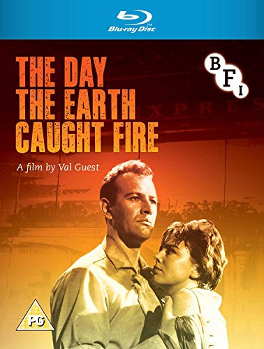 The Day the Earth Caught Fire (Blu-ray) [UK Import]