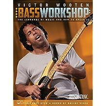 Bass Workshop (Book / Download): Noten, Lehrmaterial, Download für Bass-Gitarre
