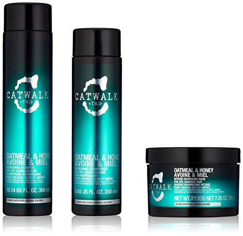Catwalk  by TIGI Backstage Beauty Xmas 2016 Gift Set for Dry, Damaged Hair