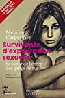 Survivante d'exploitation sexuelle par Carpentier