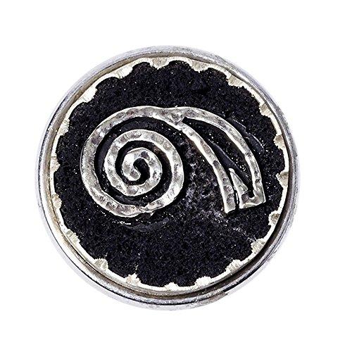Noosa Chunk DAI KO MYO black/silver lava/white metal