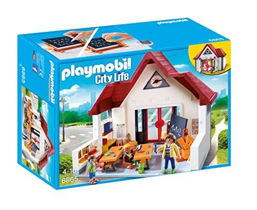 Playmobil 6865 - Bambini a Scuola