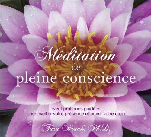 Mditation de pleine conscience - Livre audio 2CD