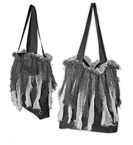 KarnevalsTeufel Zombie Tasche Happy Halloween Accessoire Beutel