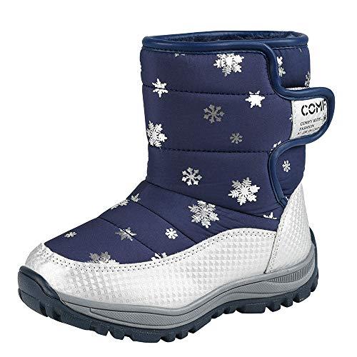 HEETEY Junge Mädchen Schuhe Mode lässig Winter Schneeschuhe Schuhe Winterstiefel Mode Kinderschuhe Studenten Turnschuhe Stiefel