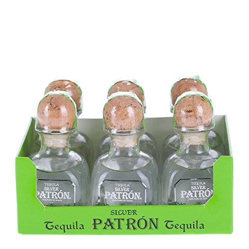 patron-silver-tequila-5cl-miniature-6-pack