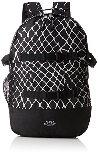 cheap-monday-unisex-adult-clasp-pack-backpack-black