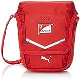 Puma Ferrari Replica Portable Shoulder Bag unisex-adulto, Red Running, OSFA