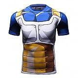 Cody Lundin Hombres Tapas de la Camiseta de Digital Impreso Manga Corta Ajustada Camisa Hombre Deporte al Aire Libre Fitness Estilo (M)