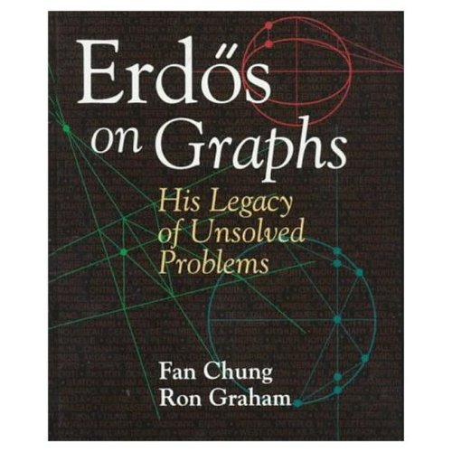 Erdös on Graphs: His Legacy of Unsolved Problems