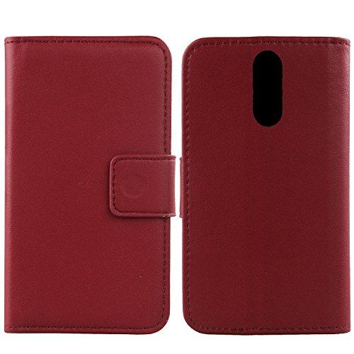 Gukas Design Echt Leder Tasche Für Phicomm Energy 3+ / 3 Plus 5.5