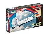 Revell Modellbausatz Flugzeug 1:288 - Airbus A380 British Airways easykit im Maßstab 1:288, Level 2, originalgetreue Nachbildung mit vielen Details, Zivilflugzeug, Passagierflugzeug, 06599