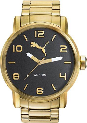 db70662caec4 PUMA Time ALTERNATIVE ROUND PU104141009 Reloj de Pulsera para hombres  Carcasa Maciza ...
