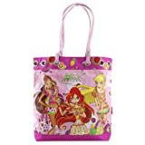 Winx Club Sac de plage, rose bonbon (Multicolore) - 62472