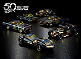 #5: Hot Wheels 50th Anniversary Black and Gold Themed Assortment