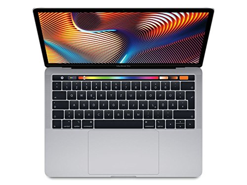 "Apple Macbook Pro, 13,3"" Display, Touchbar, Intel Quad-Core i5 2,3 GHz, 512 GB SSD, 8 GB RAM, 2018, Silber"